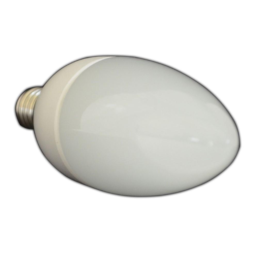 e14 led kerze kerzenform warmwei birne energiesparlampe lampe strahler 220v 4260412581115 ebay. Black Bedroom Furniture Sets. Home Design Ideas