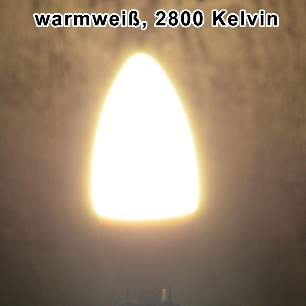 e14 led kerze kerzenform warmwei birne energiesparlampe lampe strahler 220v ebay. Black Bedroom Furniture Sets. Home Design Ideas