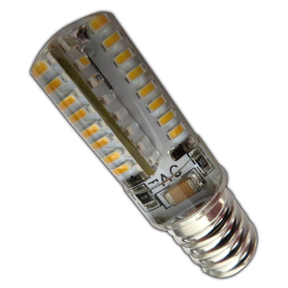 3x e14 3 watt mini led 64 smds warmwei 230v silikon halogen halogenersatz lampe ebay. Black Bedroom Furniture Sets. Home Design Ideas