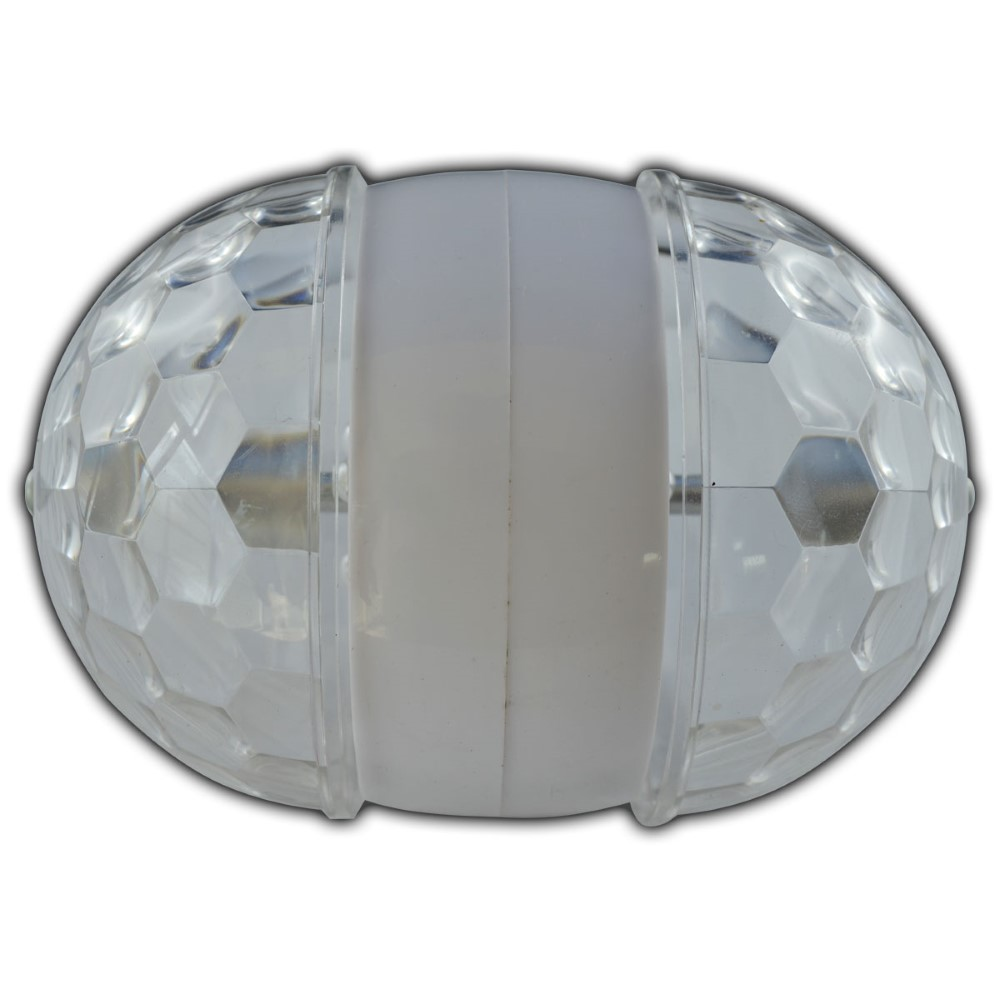 e27 3 watt rgb disco led farbwechsel lampe musikgesteuert sound party partylicht ebay. Black Bedroom Furniture Sets. Home Design Ideas