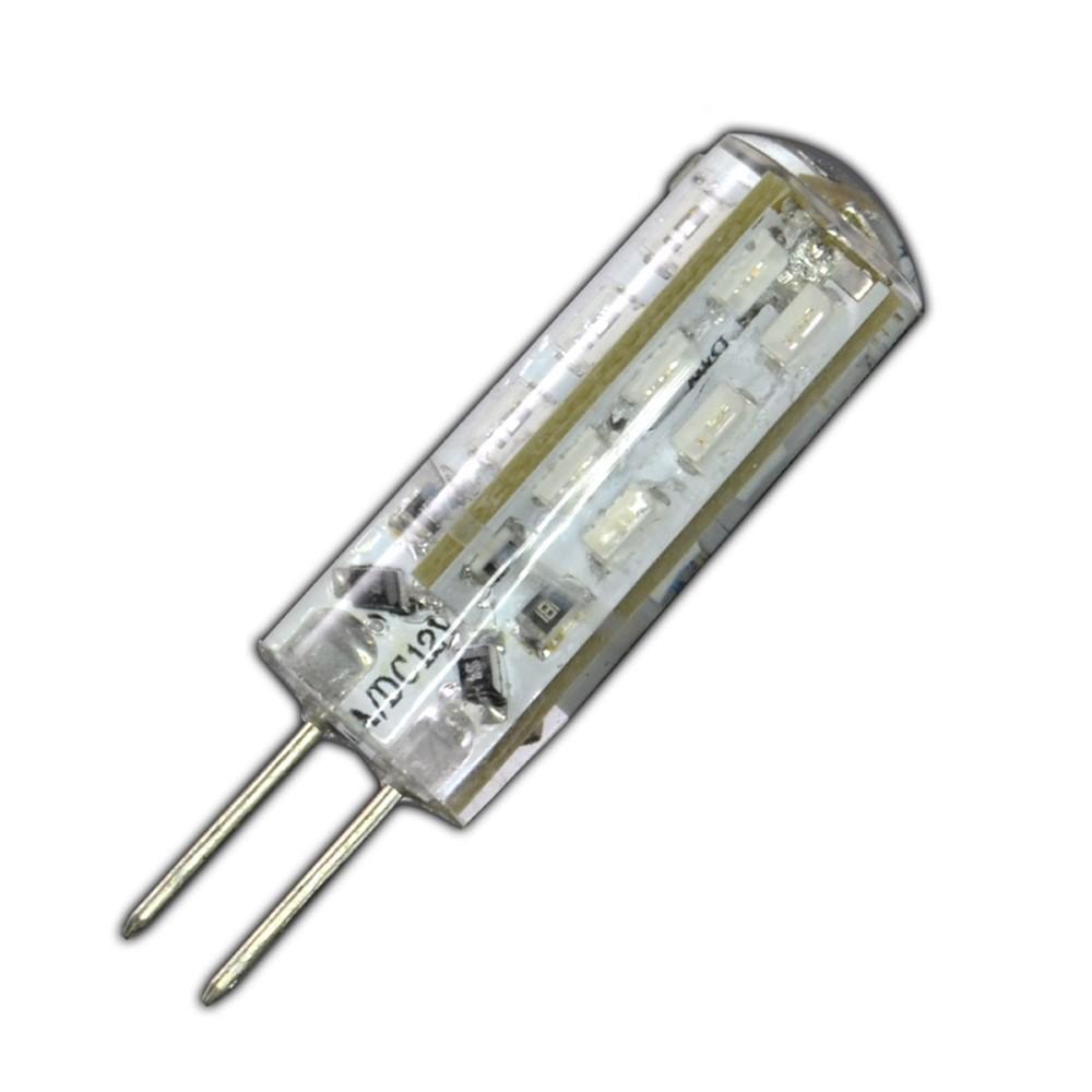 3x g4 led 1 5 watt lampe dimmbar gr n 12v dc 24 smd halogen dimmer bunt ebay. Black Bedroom Furniture Sets. Home Design Ideas