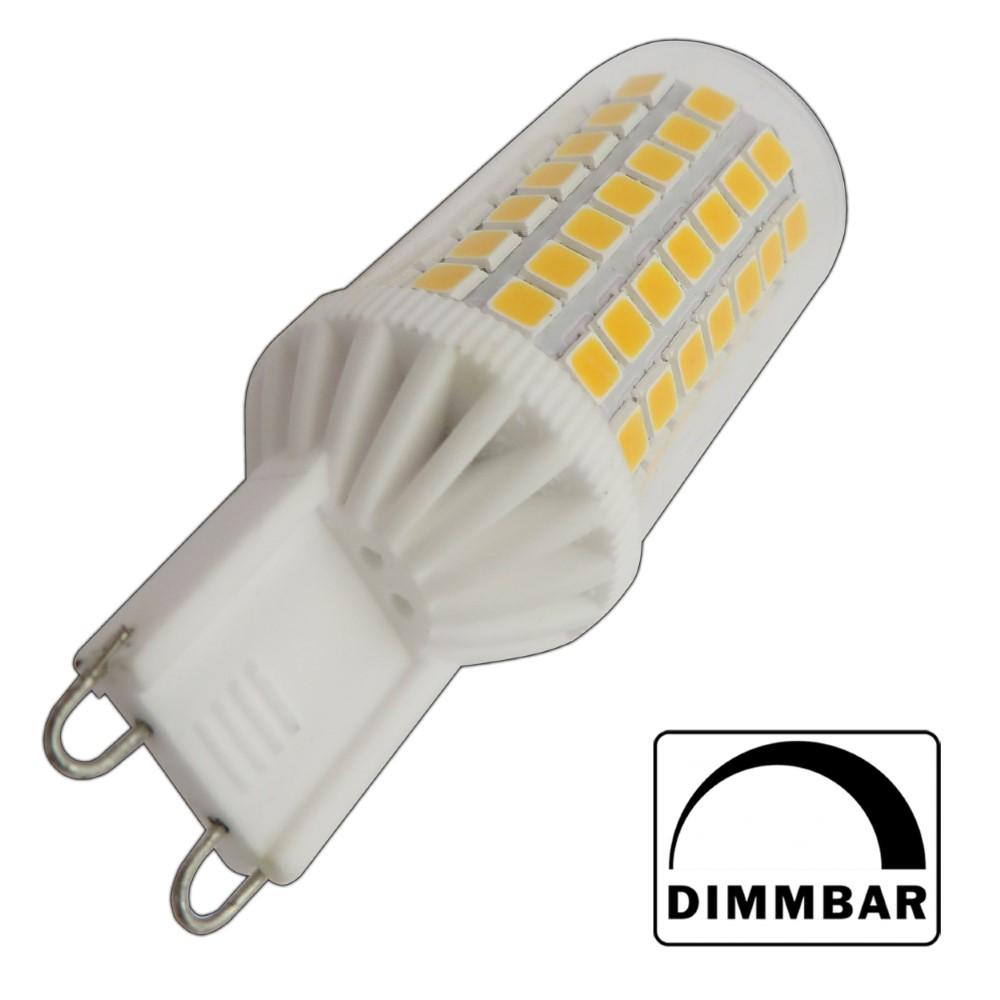 g9 5 watt led dimmbar keramik warmwei birne gl hbirne leuchtmittel dimmer a ebay. Black Bedroom Furniture Sets. Home Design Ideas
