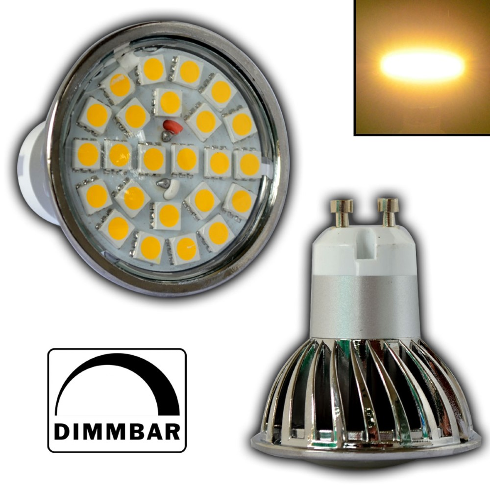 dimmbare gu10 4w led lampe aus keramik alu 120 warmwei leuchtmittel birne ebay. Black Bedroom Furniture Sets. Home Design Ideas