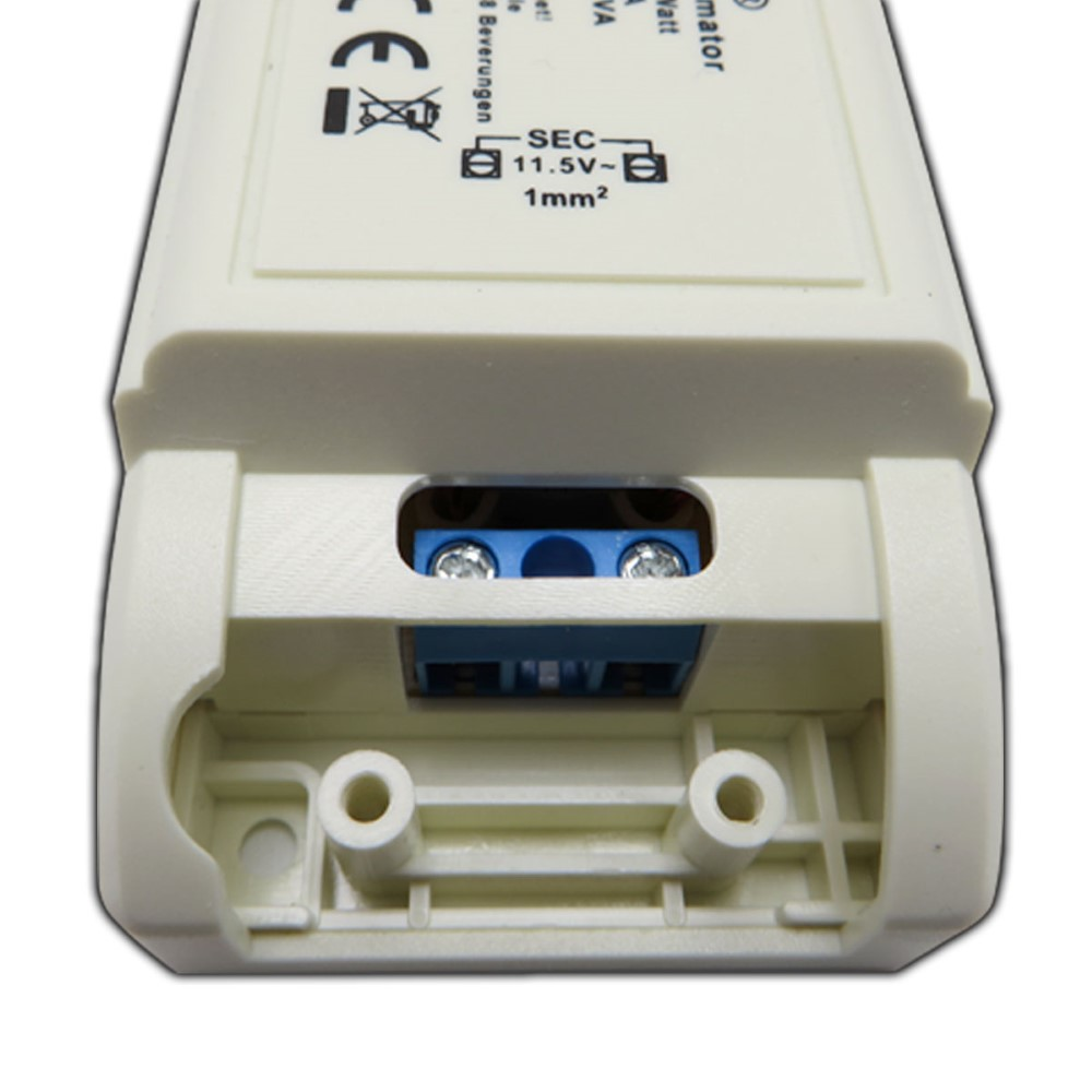 led mini trafo 1 70 watt 12v ac hochleistungstrafo transofrmator netzteil gu5 3 ebay. Black Bedroom Furniture Sets. Home Design Ideas