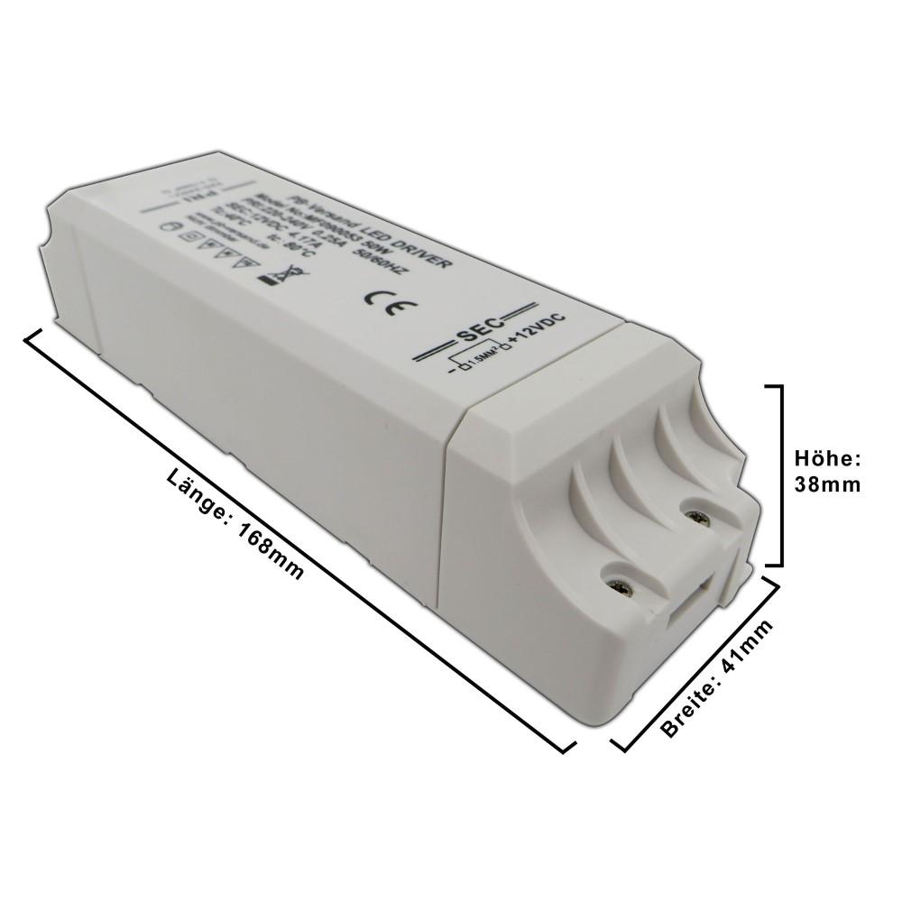 led leuchmittel trafo 12v dc 1 50 watt netzteil treiber g4 transformator ebay. Black Bedroom Furniture Sets. Home Design Ideas