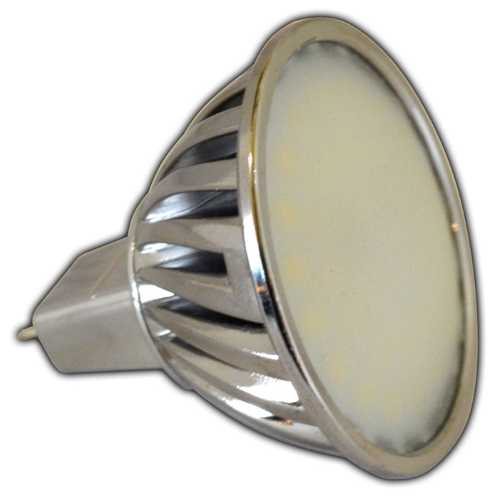 mr16 gu5 3 led 5 watt dimmbar 12v ac dc aluminium leuchtmittel gl hbirne. Black Bedroom Furniture Sets. Home Design Ideas