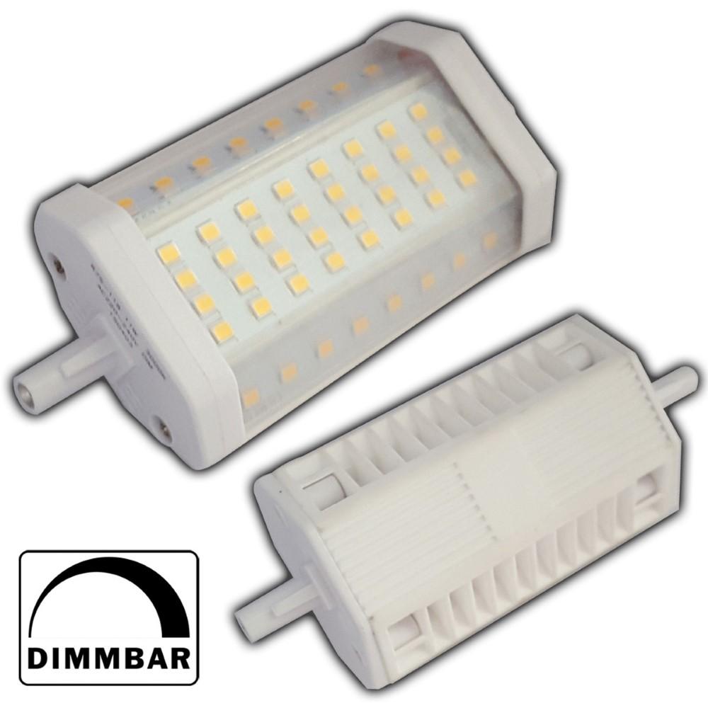 r7s led 14 watt dimmbar warmwei 118mm leuchtmittel lampe. Black Bedroom Furniture Sets. Home Design Ideas